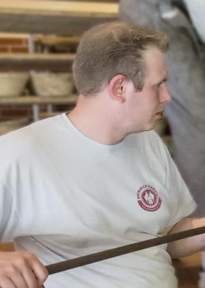Bäckermeister Andreas Werner